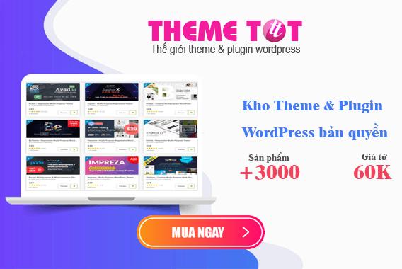 Thế Giới Theme & Plugin WordPress